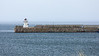 CANADA-PRINCE EDWARD ISLAND-Port Borden-Port Borden Pier Lighthouse
