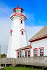 CANADA-PRINCE EDWARD ISLAND-East Point-East Point Lighthouse