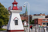 CANADA-NEW BRUNSWICK-SAINT JOHN-PRIVATE LIGHT AND DIGBY PIER LIGHT