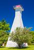 CANADA-PRINCE EDWARD ISLAND-Summerside-Summerside Range Rear Lighthouse