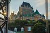 Canada-Quebec-Quebec City-Château Frontenac