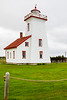 CANADA-PRINCE EDWARD ISLAND-Wood Islands-Wood Islands LIghthouse