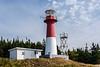 CANADA-NEW BRUNSWICK-CAPE SPENCER LIGHT