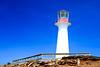 CANADA-Quebec-Îles de la Madeleine-Étang-du-Nord-Cape Hérissé-BORGOT LIGHTHOUSE