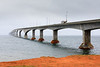 CANADA-PRINCE EDWARD ISLAND-Port Borden-Confederation Bridge