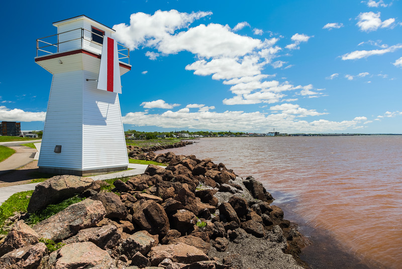 CANADA-PRINCE EDWARD ISLAND-Summerside-Summerside Outer Range Front