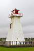 CANADA-PRINCE EDWARD ISLAND-Port Borden-Port Borden Range Rear Lighthouse