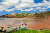 CANADA-PRINCE EDWARD ISLAND-Souris-Souris harbor