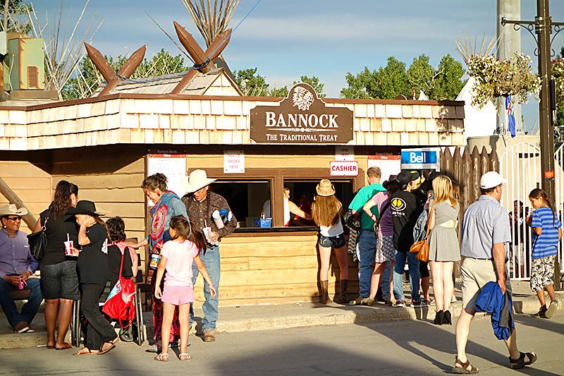 Bannock - Moose Ears