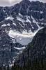 Glacier on Aries Mountain