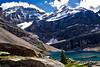 Mt LeFroy & Glacier Peak Frame Lake Oesa
