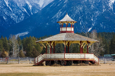 Restored Historic Village of Fort Steele, Cranbrook, British Columbia