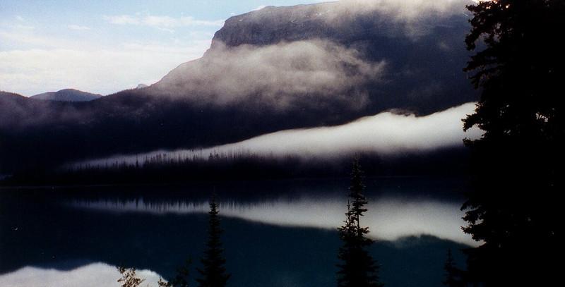Dawn Fog & Reflection