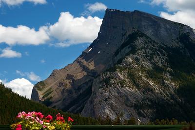 Mount Rundle, Banff, Alberta, Canada