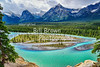 Athabasca River, Jasper National Park, AB