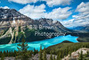 Peyto Lake, Banff National Park
