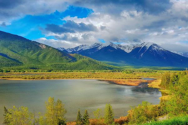 Vermillion Lakes - Banff