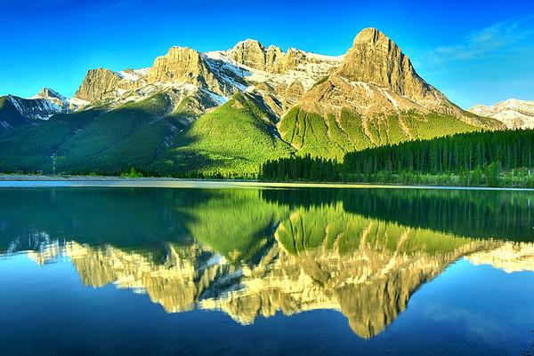 Vivid Reflection