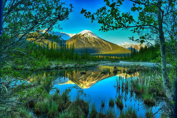 Lovely morning on Vermillion Lake