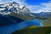 Bow Summit - Peyto Lake