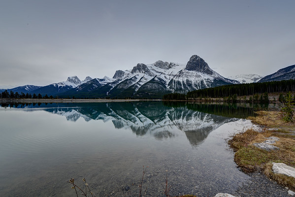 Canmore Nordic Area