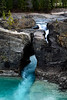 BLue waters in Natural Bridge