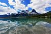 Herbert Lake near Lake Lousie
