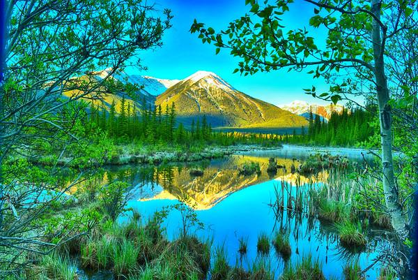 Lovely morning on Vermillion Lake2