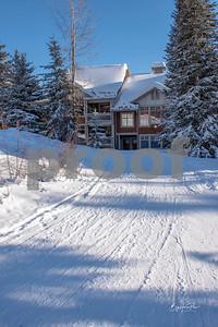 Sun Peaks the ski home frrom door dead ahead Settlers Crossing 6