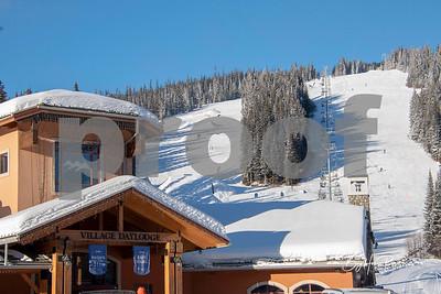 Sun Peaks -Bottom Sundance chair
