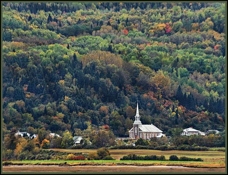 Ste Rose du Nord-Quebec, Canada