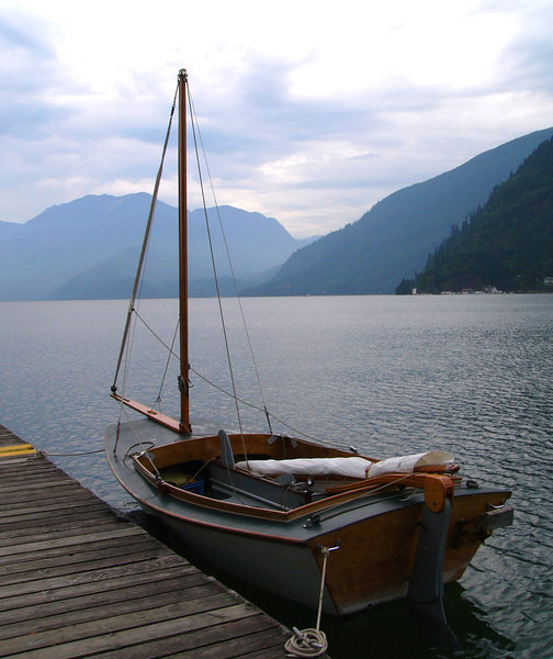 Harrison Lake is the largest lake in Southern BC.