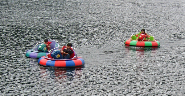 Harrison Lake July 4, 2008