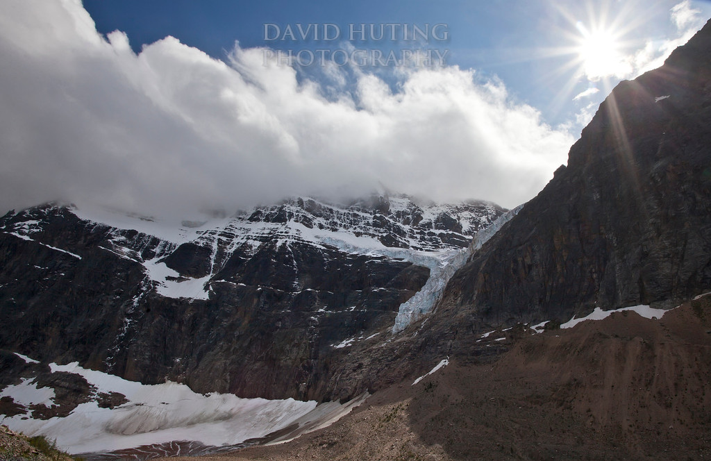 Edith Glacier Sun