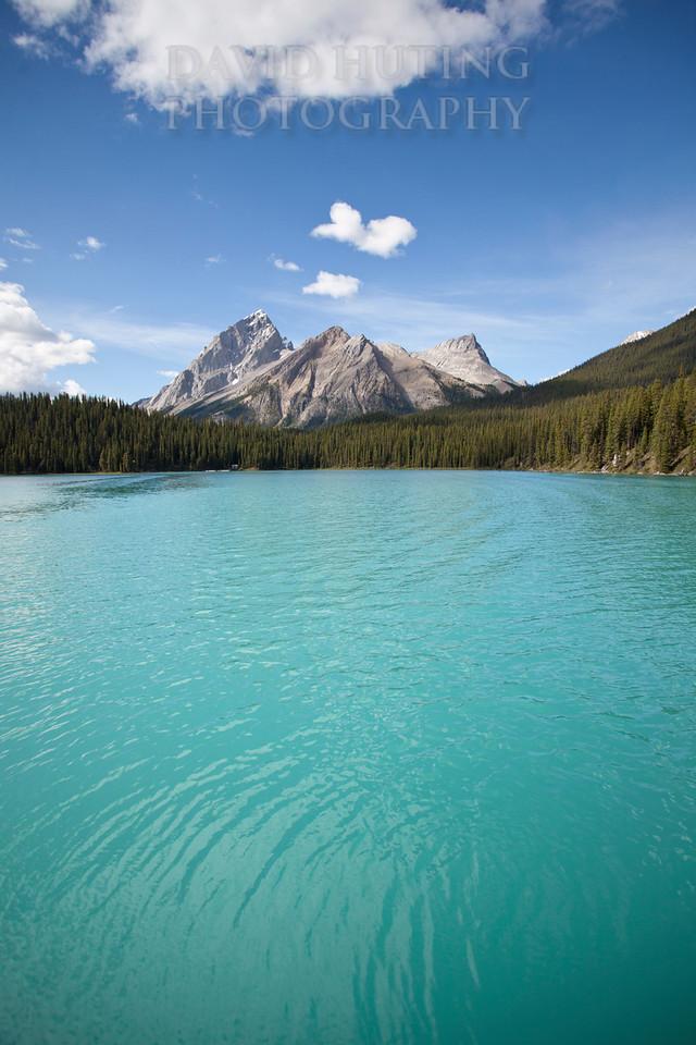Maligne Lake Magical Waters