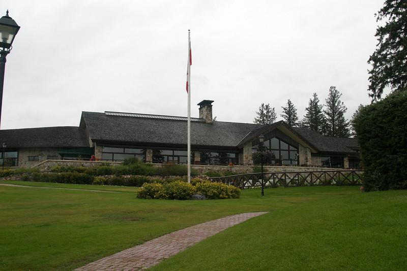 "Jasper Park Lodge, main building<br /> <br />  <a href=""http://www.fairmont.com/jasper"">http://www.fairmont.com/jasper</a>"
