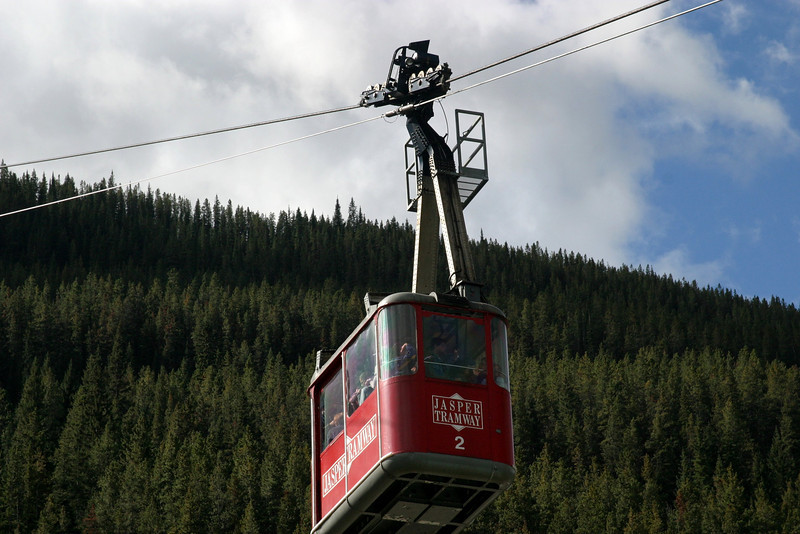 Jasper tramway jasper alberta canada