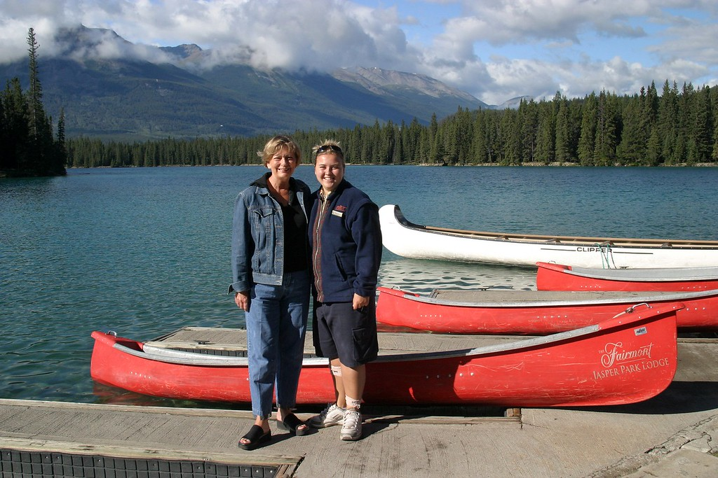 """Jasper Park Lodge, Kenzie was working there that summer!<br /> <br />  <a href=""""http://www.fairmont.com/jasper"""">http://www.fairmont.com/jasper</a>"""