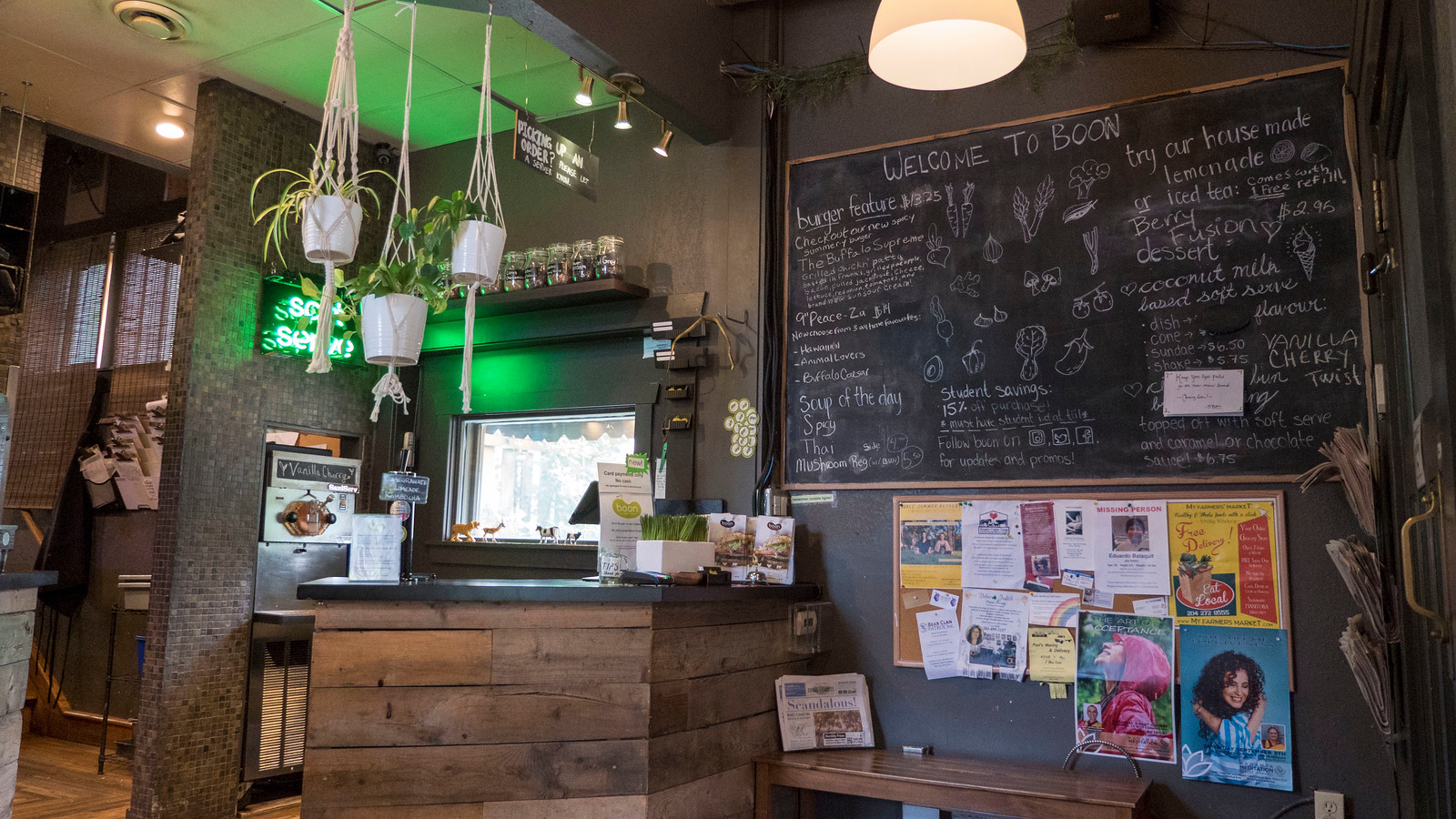 Boon Burger Winnipeg vegan restaurant - Things to Do in Winnipeg: A Couples Getaway Guide