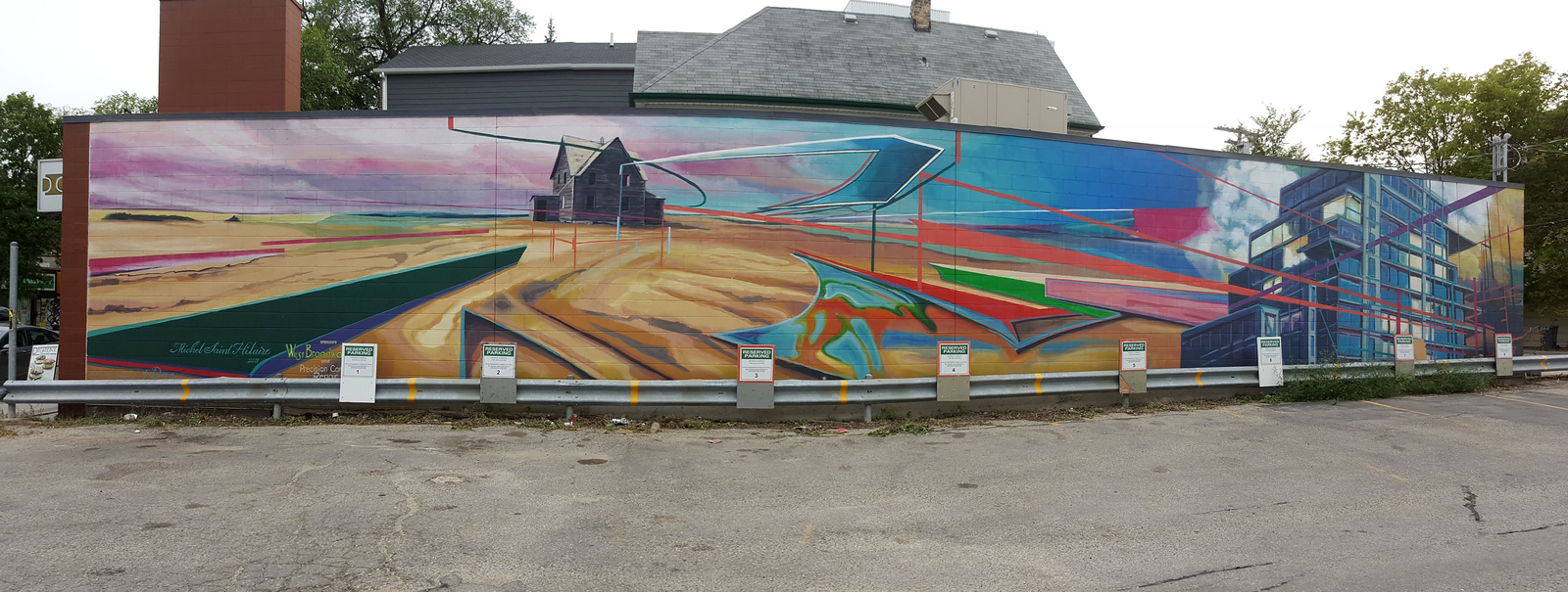 Winnipeg Street Art and Murals - Things to Do in Winnipeg: A Couples Getaway Guide