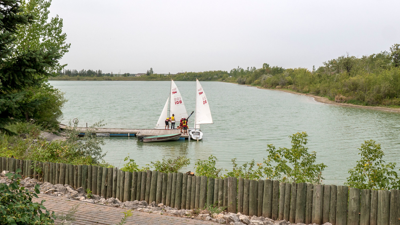 Fortwhyte Alive Lakes, Winnipeg. Things to Do in Winnipeg: A Couples Getaway Guide