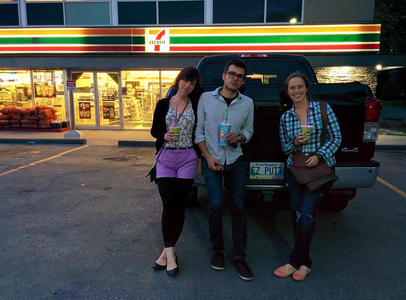 Travelling Winnipeg styles.
