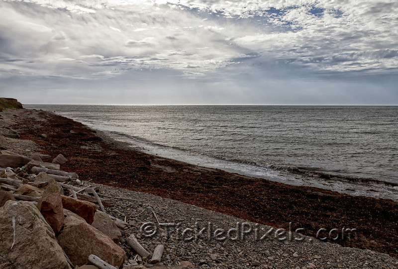 Gulf of St. Lawrence near Margaree Harbour