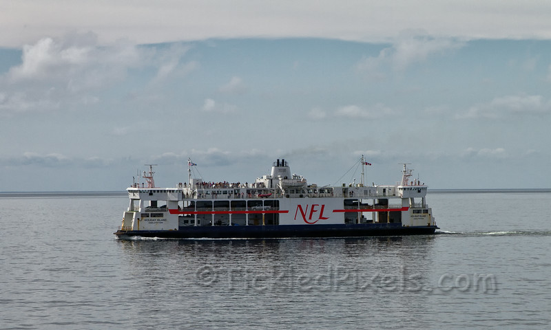 Ro-Ro Passenger Ferry 'Holiday Island'