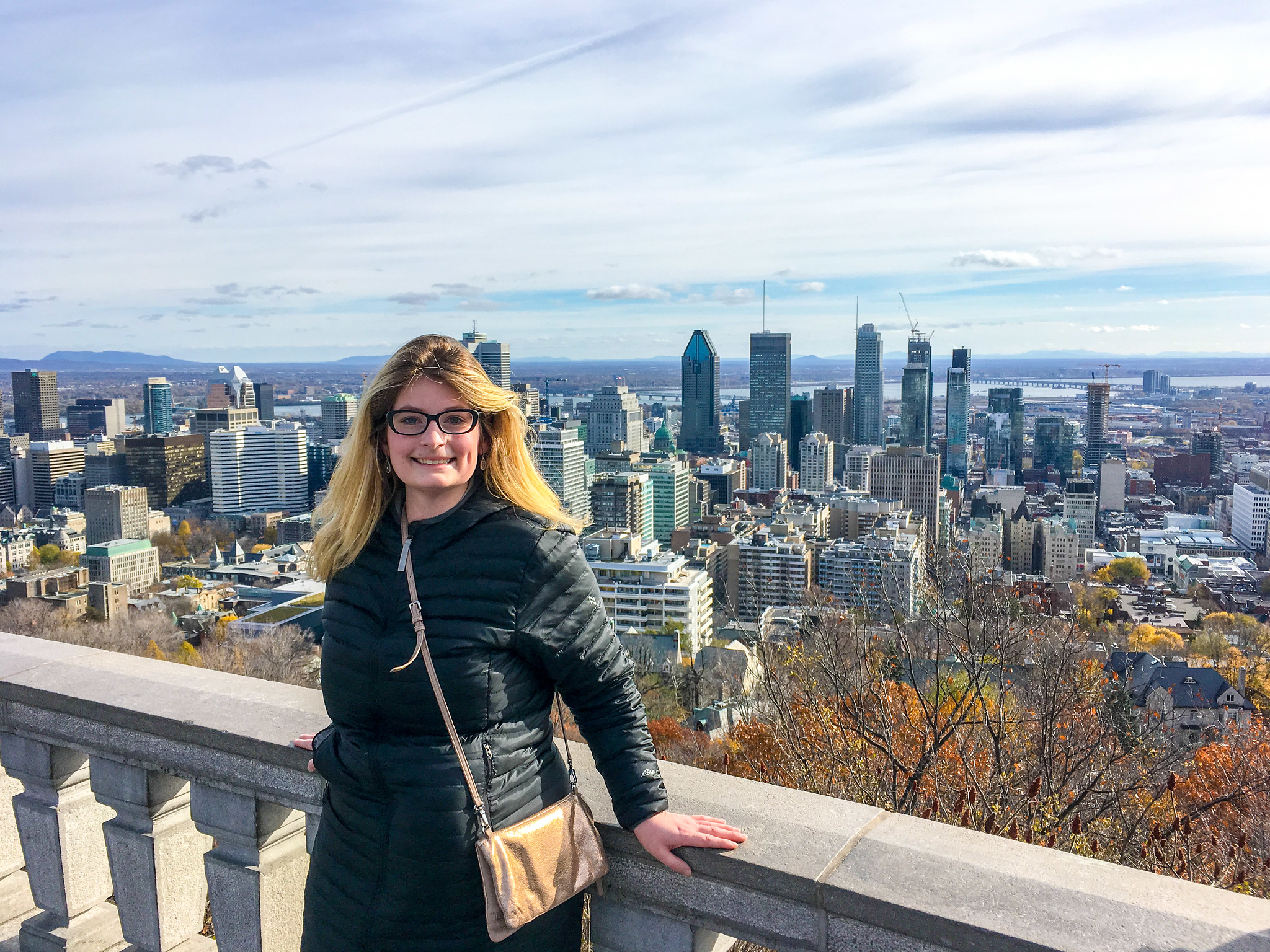 i love blogging. i think of plenty to write about like my trip to montreal