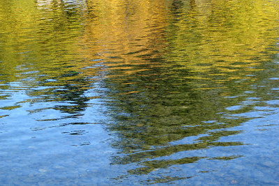 Watery water color - Montreal, QC ... October 8, 2006 ... Photo by Emily Conger
