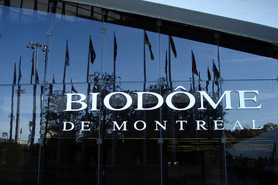 The Biodome - Montreal, QC ... October 8, 2006 ... Photo by Emily Conger
