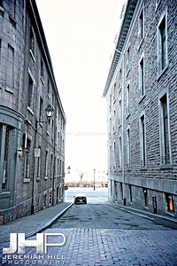 """Old Montreal #15"", Montreal, Quebec, 2013 Print JP13-426-0112"