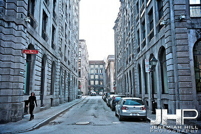 """Old Montreal #13"", Montreal, Quebec, 2013 Print JP13-426-0093"