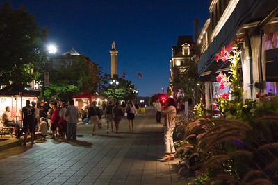 Place Jacques-Cartier, Old Montreal.